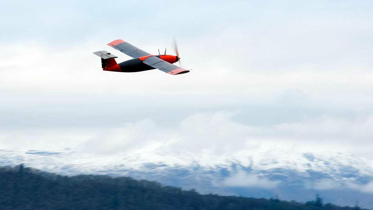 Первый беспилотник на водородном топливе поднялся в воздух