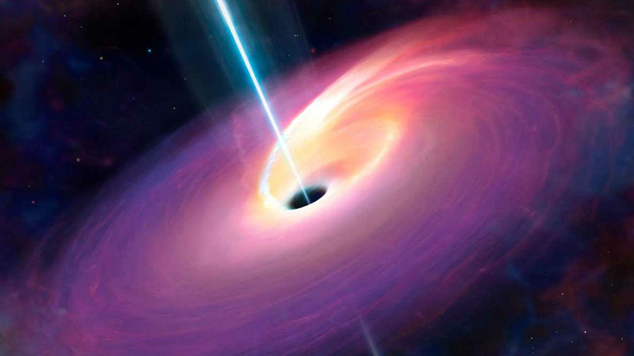 Новое о гравитационных волнах: чёрные дыры могли находиться внутри огромной звезды