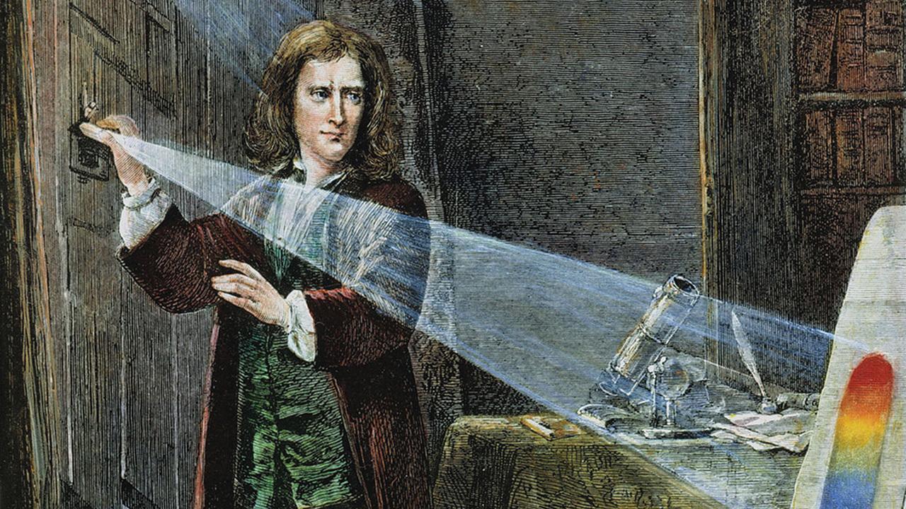 Исаак Ньютон и философский камень: найден алхимический манускрипт великого ученого