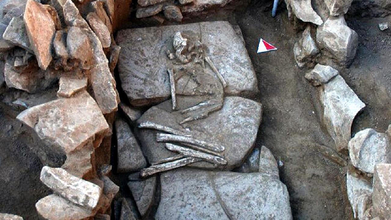 Открытие года по версии турецких археологов: в Стамбуле нашли один из древнейших курганов в мире