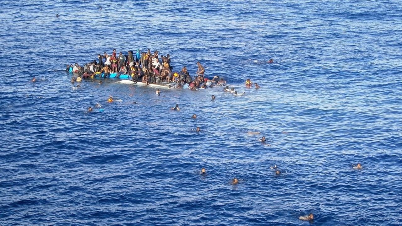 Дроны для беженцев: новый проект должен прервать череду смертей в море