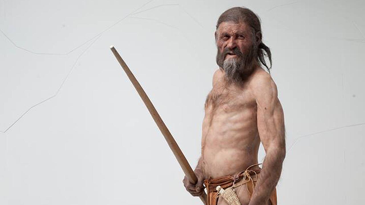 Новости доисторической моды: ученые исследовали одежду Ледяного человека