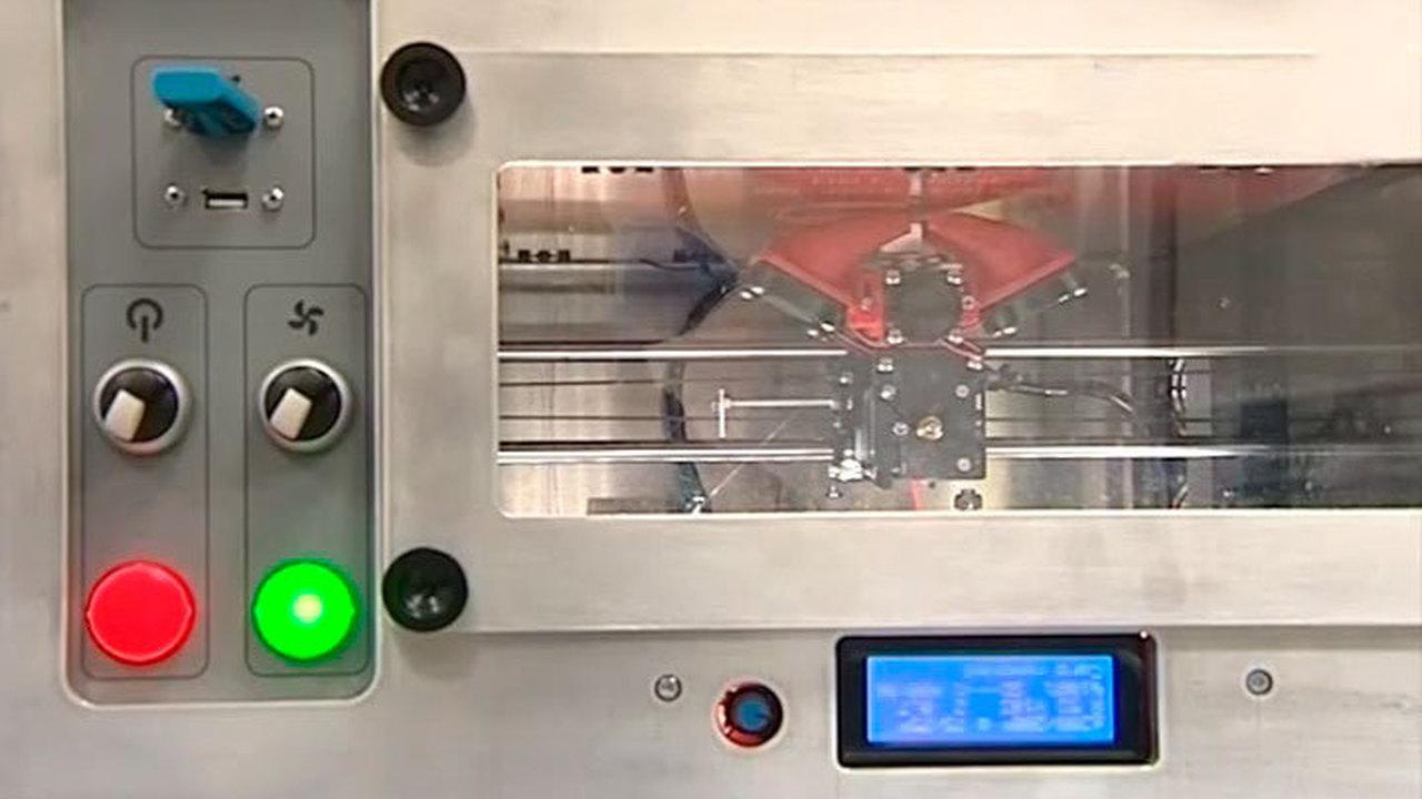 Разработанный томскими учеными 3D-принтер отправится на МКС