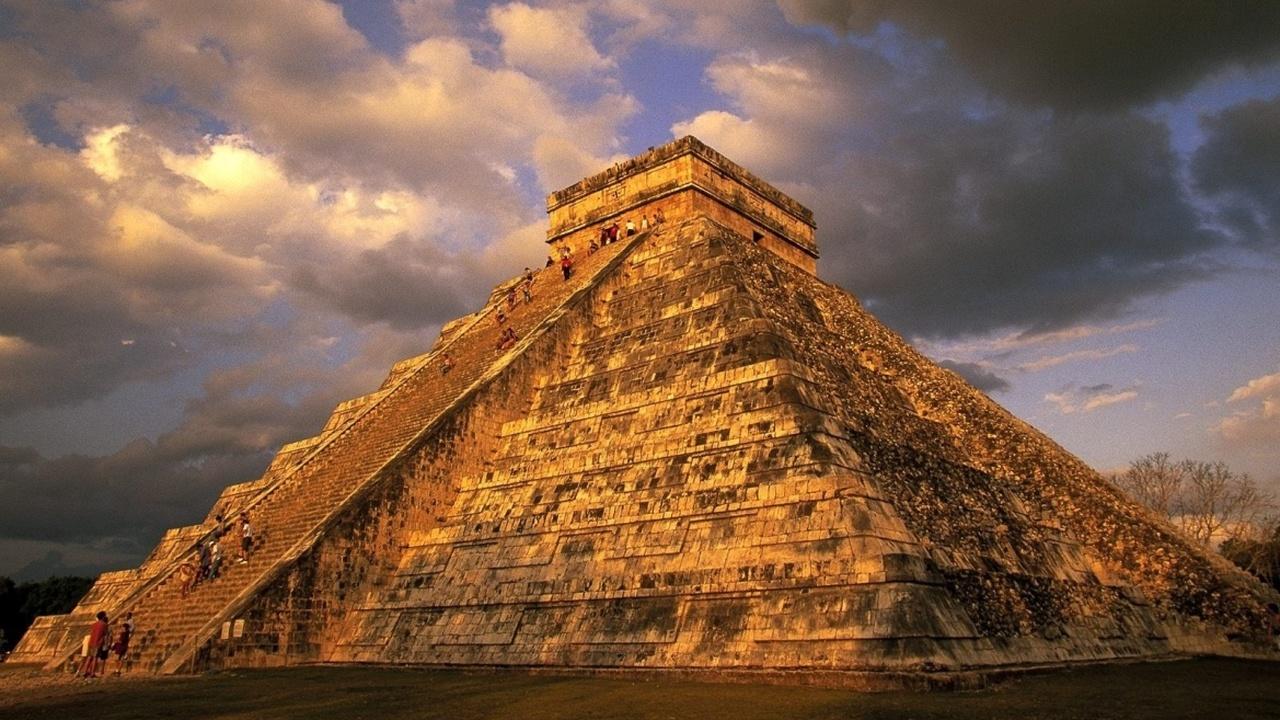"""""""Матрёшка"""", созданная майя: в храме Кукулькана найдена ещё одна внутренняя пирамида"""
