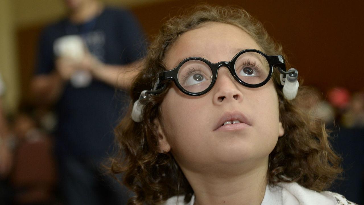 Видеоигры помогли слабовидящим детям видеть мир лучше