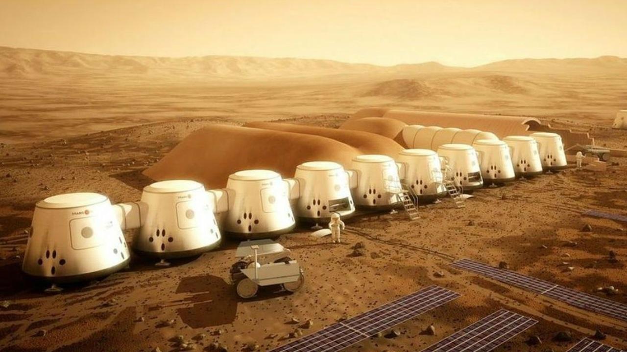 Компания Mars One отложила на пять лет отправку людей на Марс. Снова