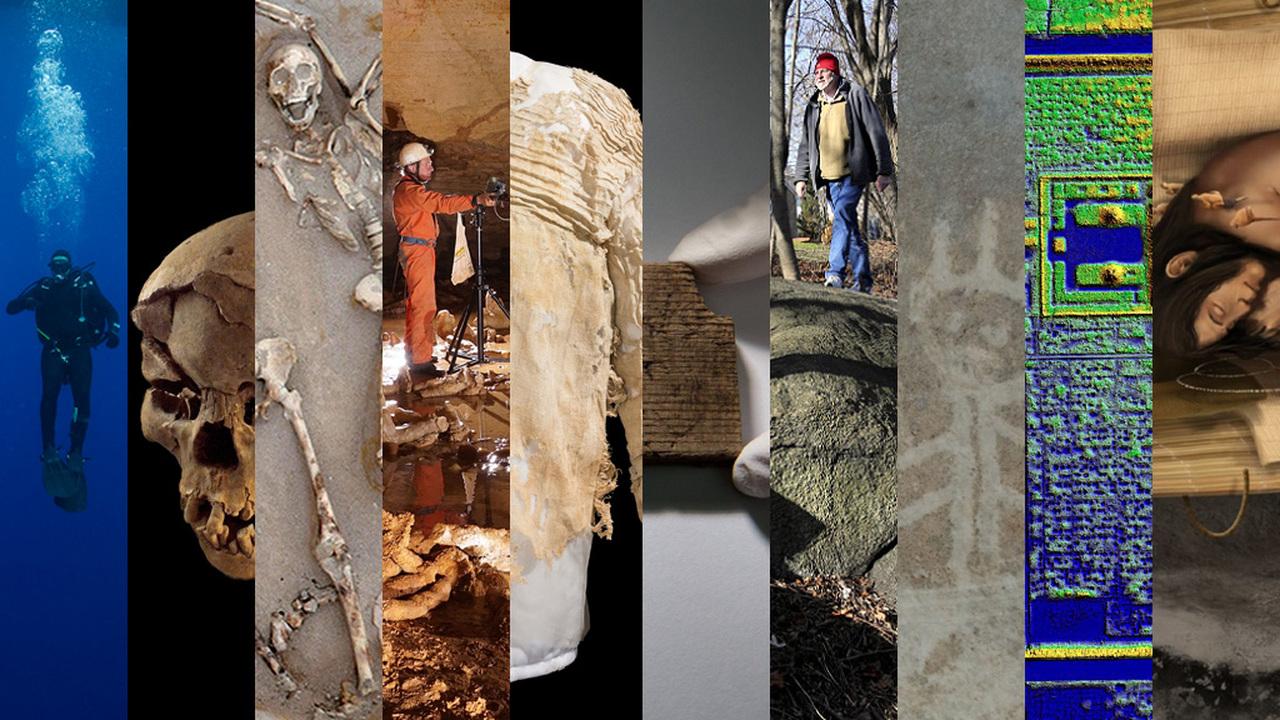 10 выдающихся археологических открытий 2016 года по версии журнала Archaeology