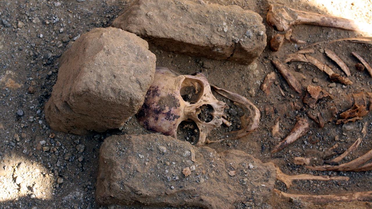 Мирная жизнь, странная смерть: на монастырском кладбище археологи нашли очень необычные могилы