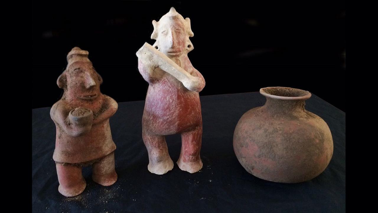 12 мужчин, шаман и женщина с горшком: в Мексике обнаружили необычное древнее погребение