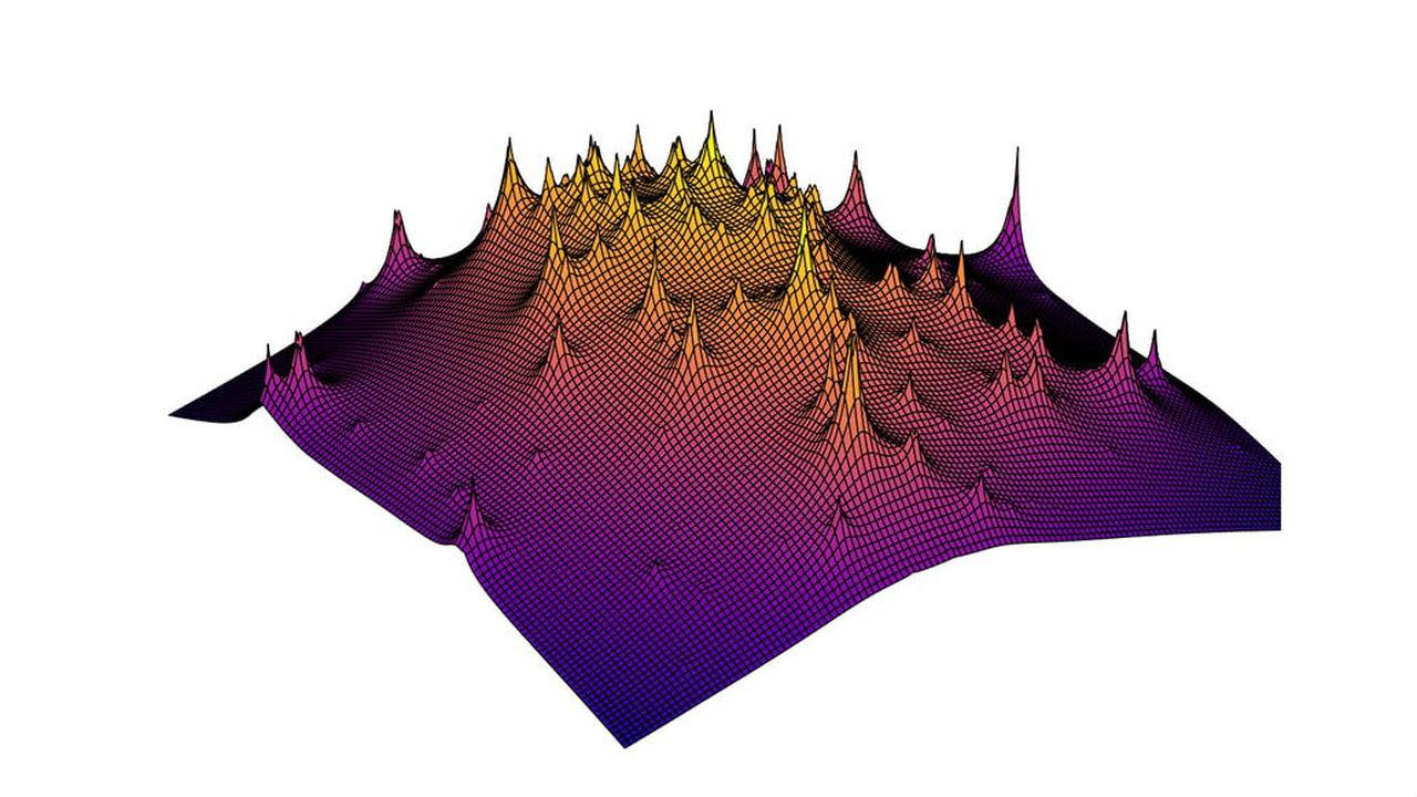 Астрофизики создали самую подробную карту распределения тёмной материи