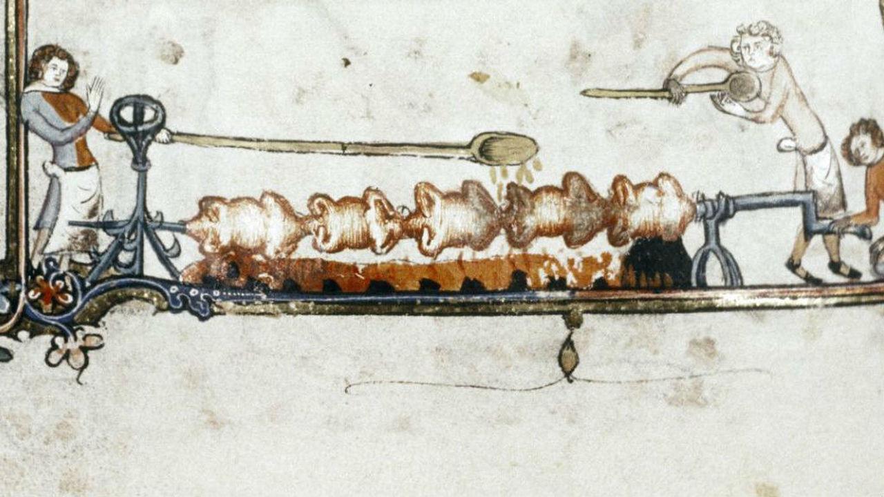 Средневековый пост вызвал генетические изменения у кур