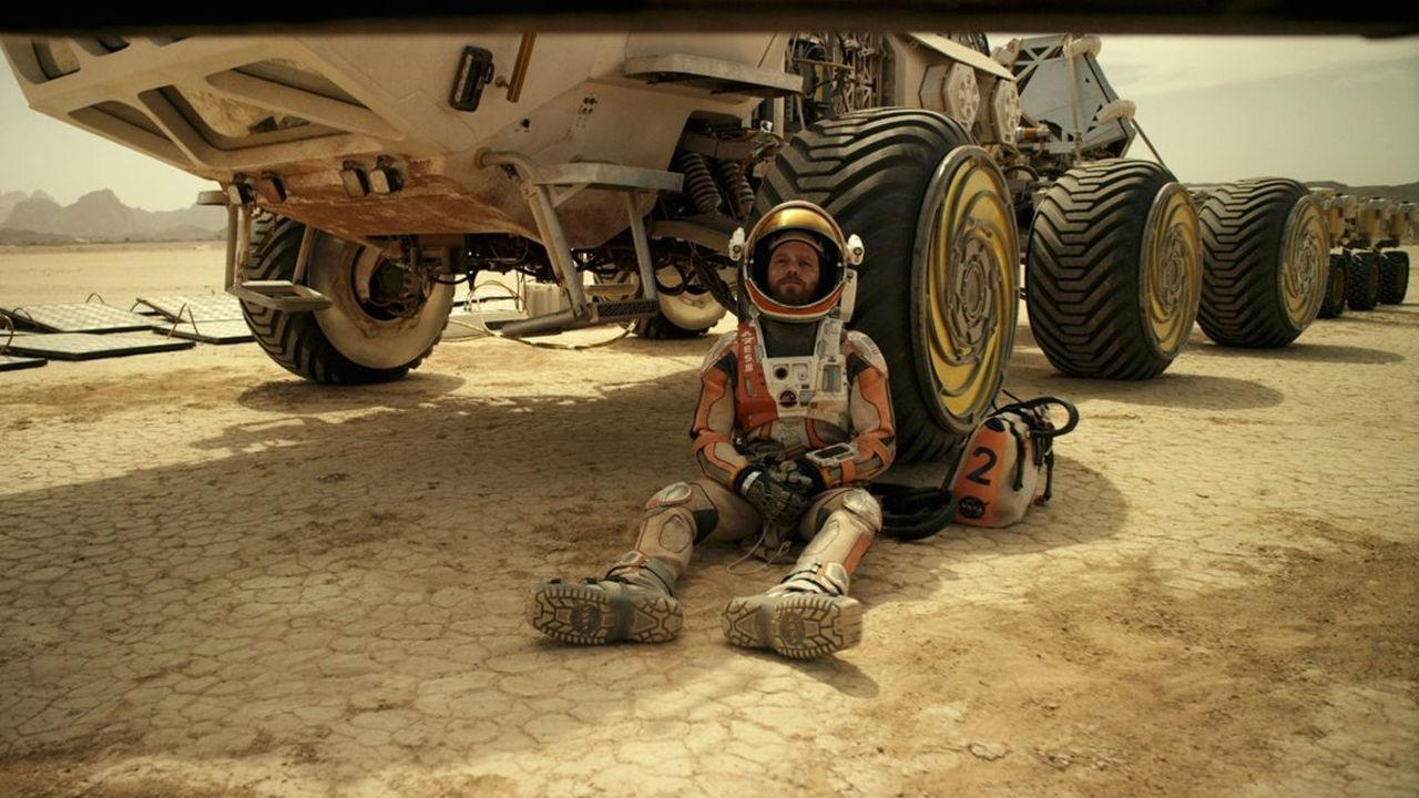Поверхность Марса оказалась гораздо опаснее, чем считалось прежде