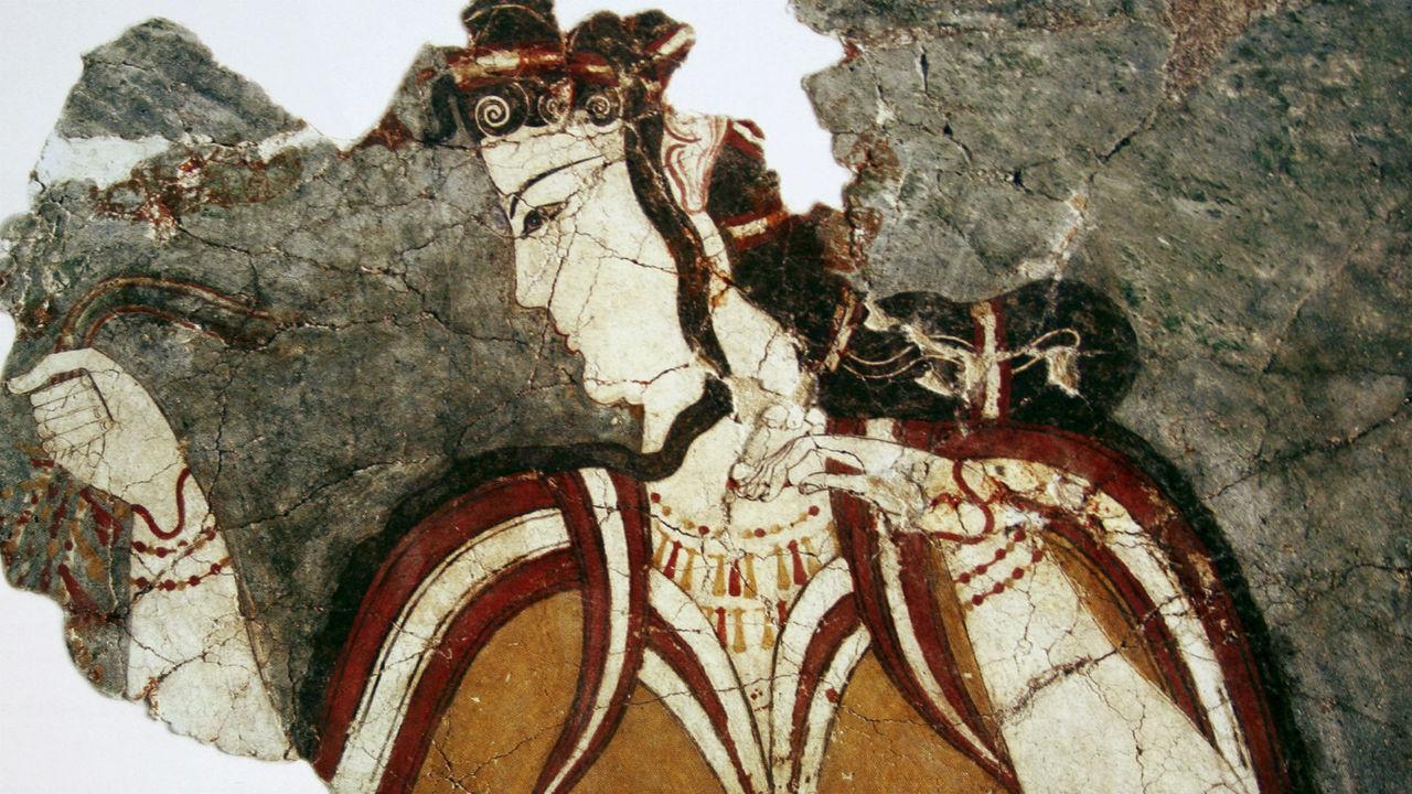 ДНК раскрывает почти мифическое происхождение древних греков