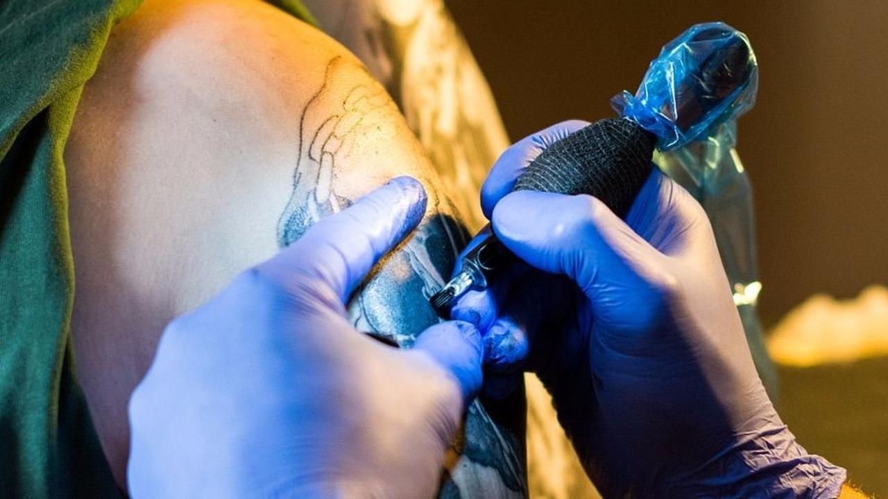 Татуировки привносят в организм опасные наночастицы