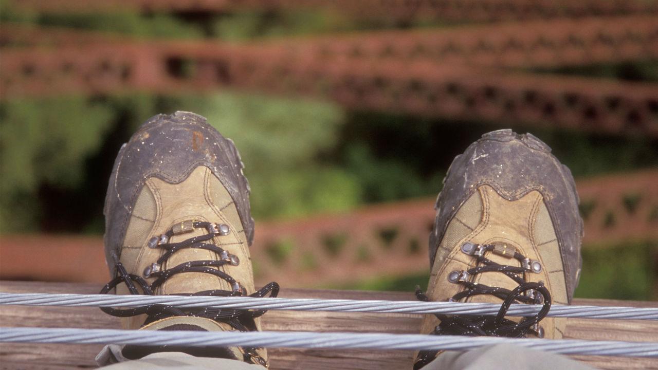Магнитная стимуляция мозга помогла побороть боязнь высоты