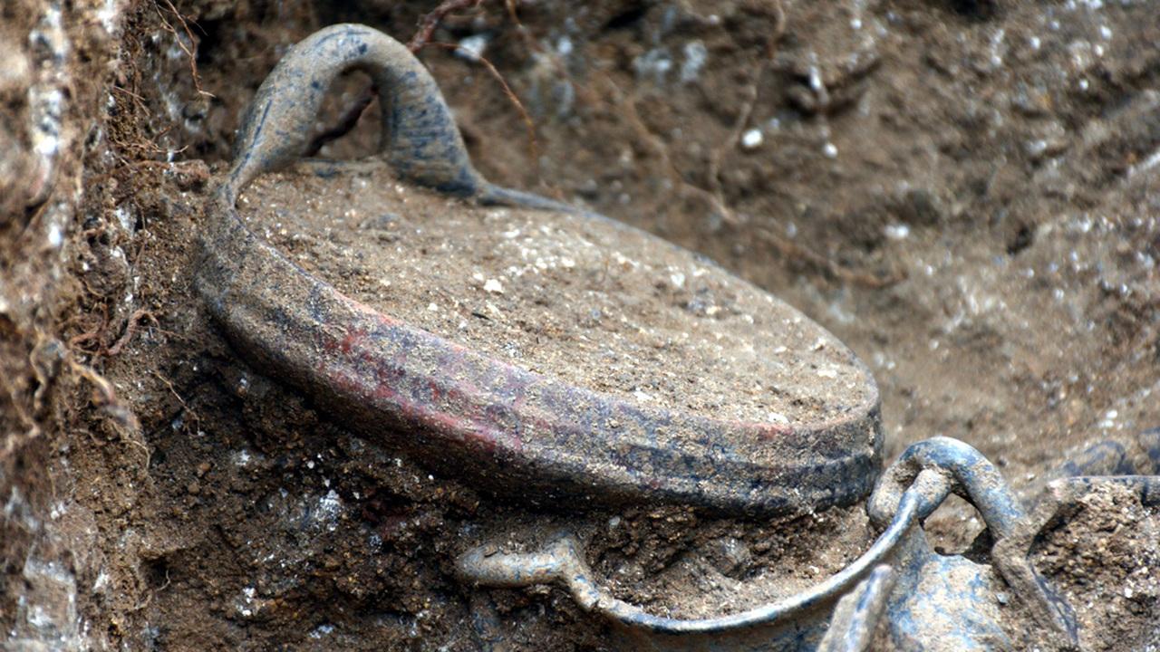 Второй сезон, новые находки: в этрусском Вульчи нашли еще одно богатое захоронение