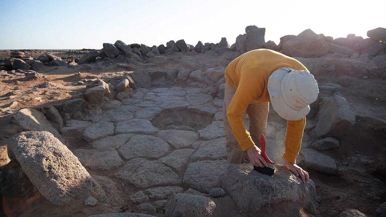 Другая последовательность: древние люди делали хлеб за тысячи лет до возникновения земледелия