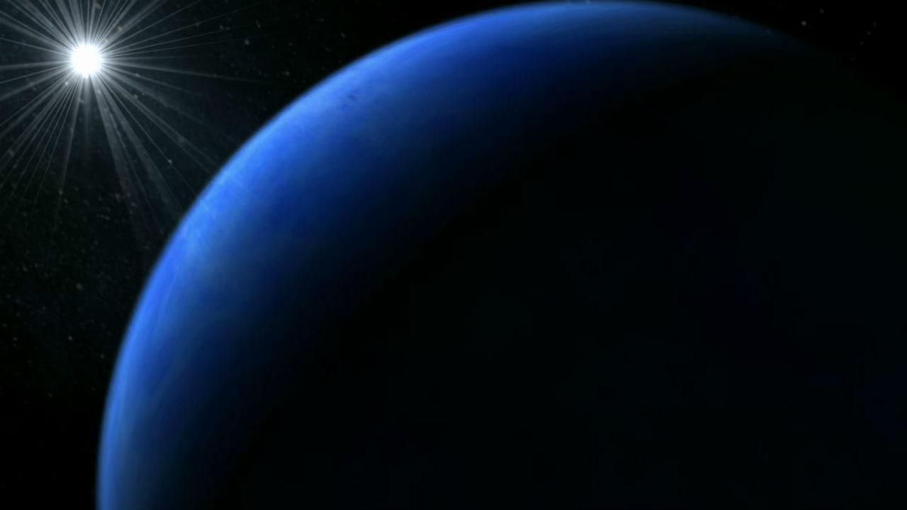 Каждая третья большая экзопланета представляет собой водный мир