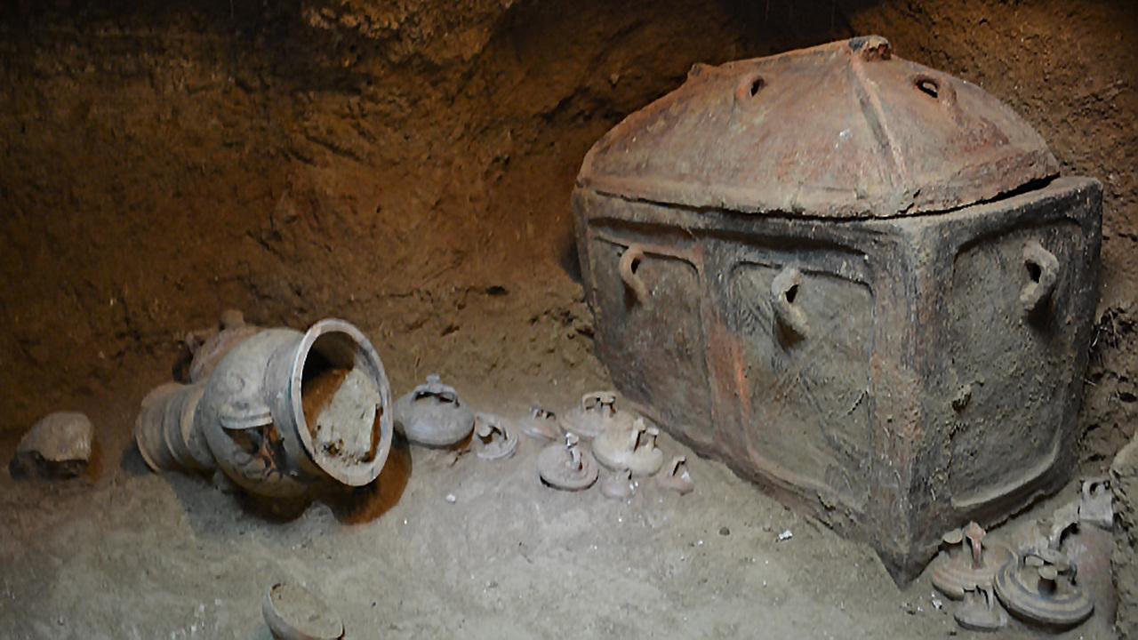 """""""Великий день"""", продолжение: новые подробности о минойских захоронениях на юге Крита"""