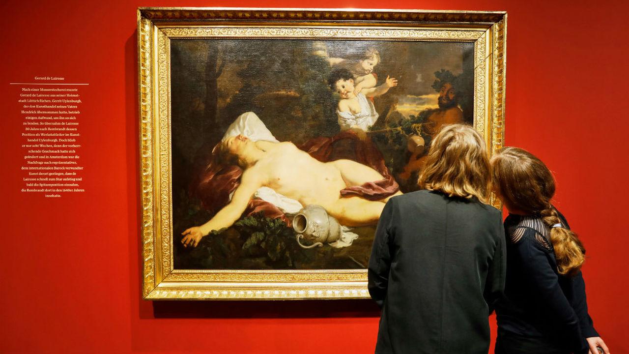 Искусственный интеллект разгадал математику стилей живописи