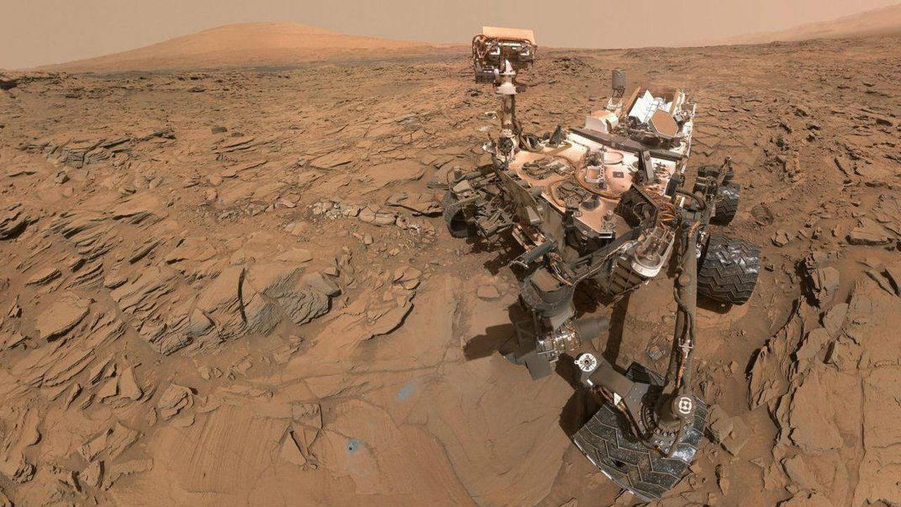 Секунды вместо лет: компьютер научился выбирать места посадки для марсоходов
