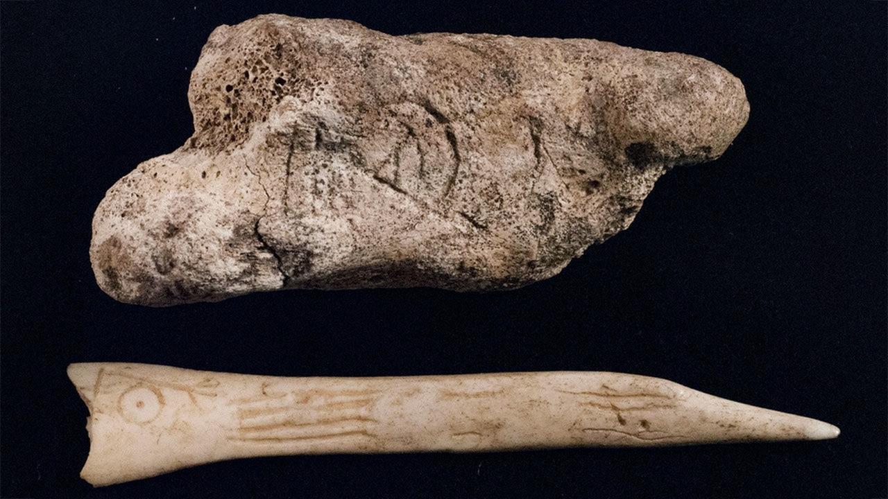 Шотландские ученые: рисунки пиктов могут оказаться древней письменностью