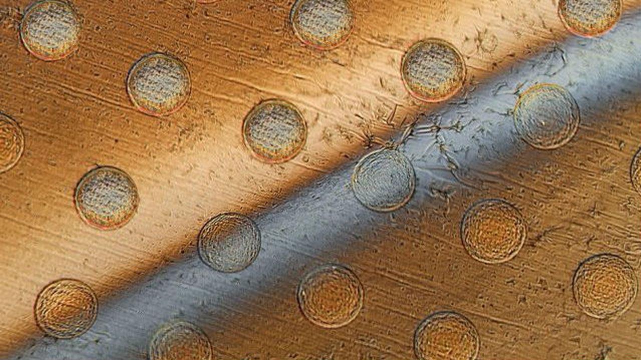 Найден способ массово производить графеновых роботов размером с живую клетку