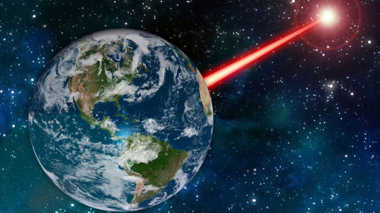 Американцы предложили проект лазерного маяка для инопланетян
