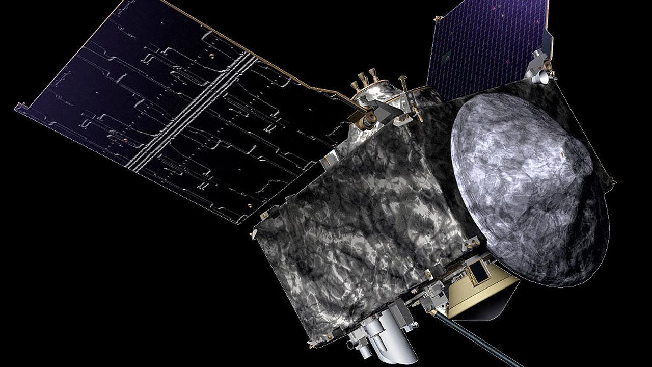 3 декабря межпланетная станция OSIRIS-REx встретится с астероидом Бенну