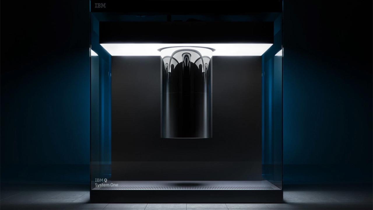 IBM Q System One: первый коммерческий квантовый компьютер