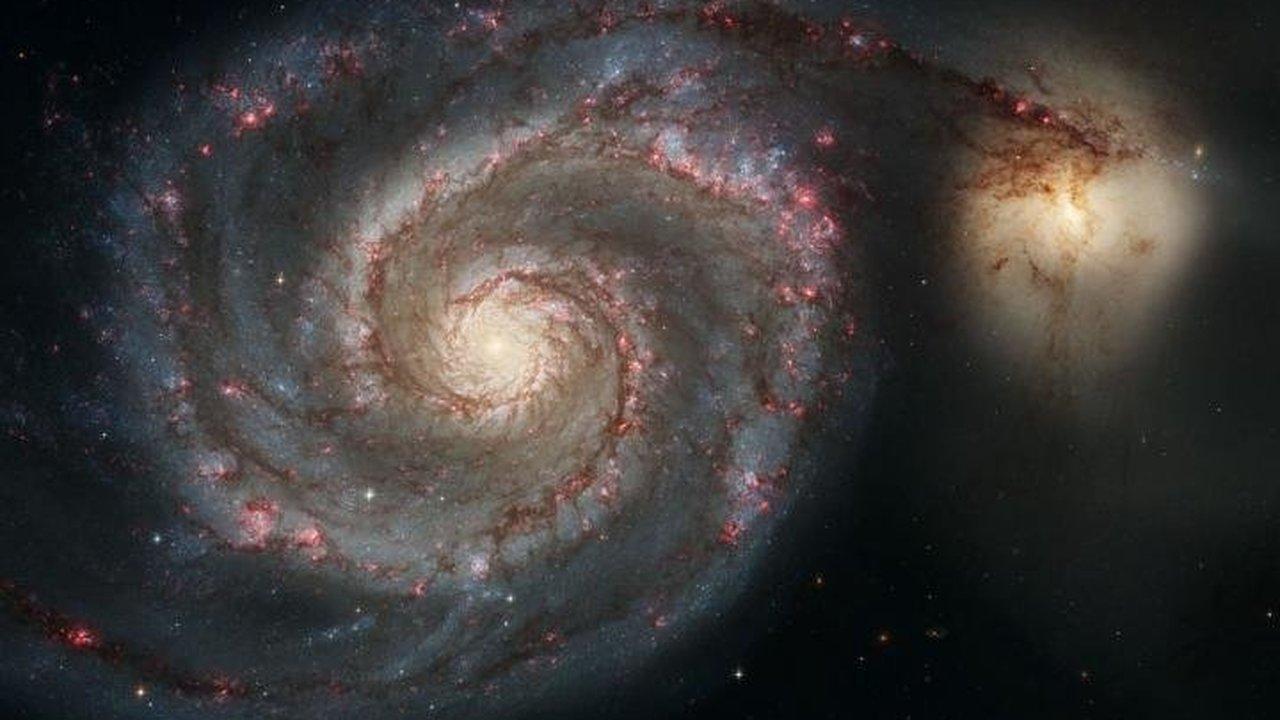 Космическая катастрофа может выбросить Солнце из Млечного Пути