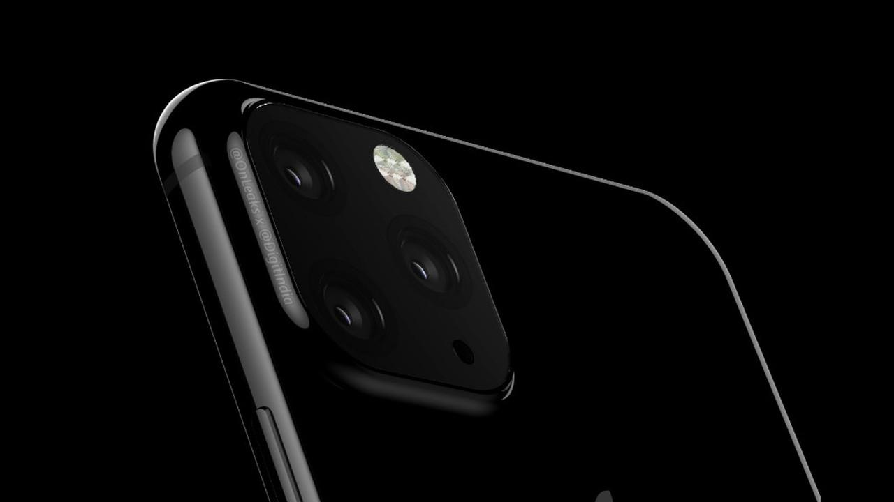 """WSJ: у """"айфонов"""" станет на одну камеру больше"""