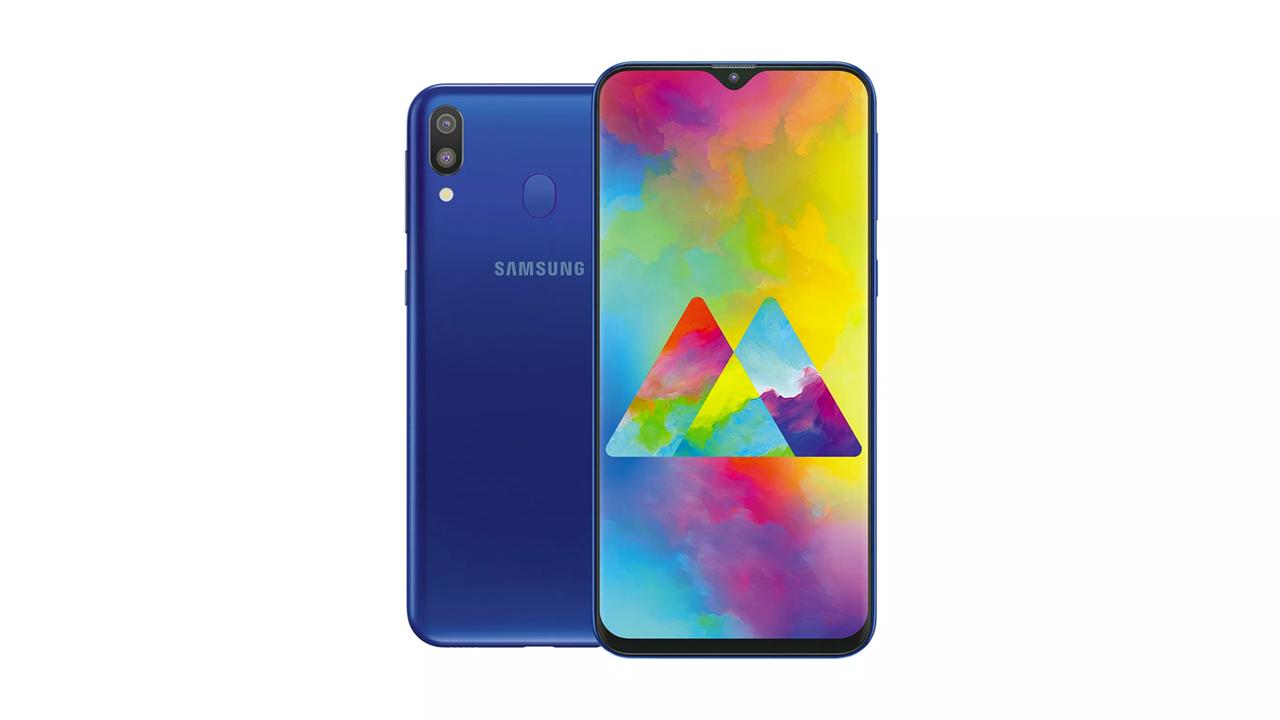Samsung представила бюджетные Galaxy M с вырезами в экране
