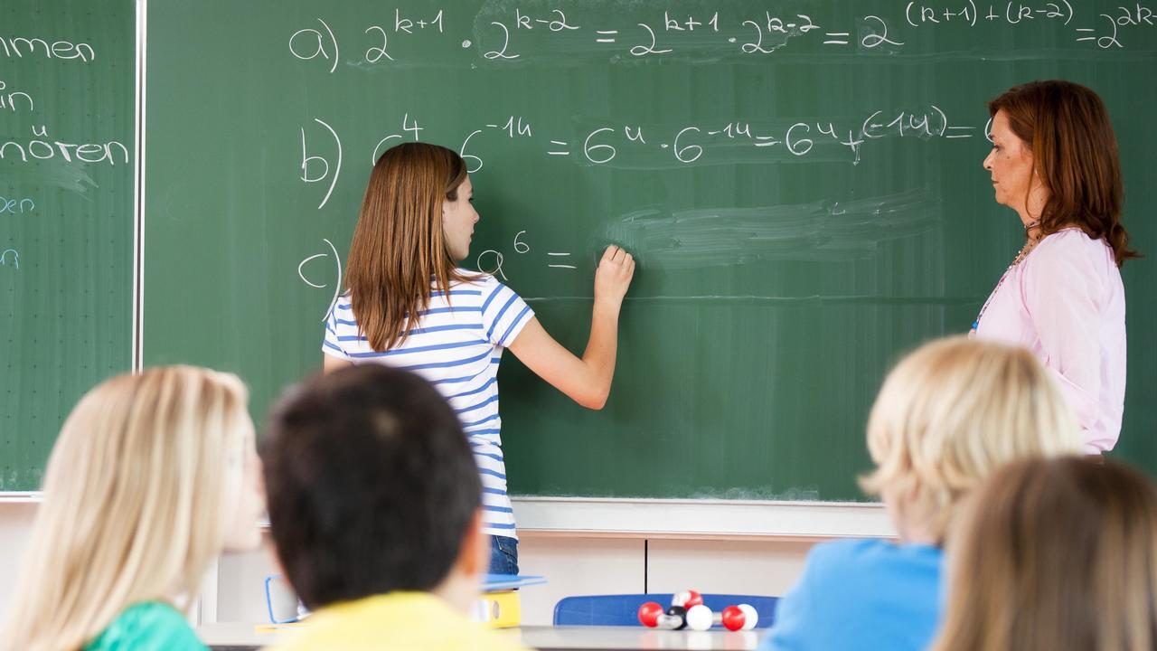 Что указывает на потенциал детей в математике?