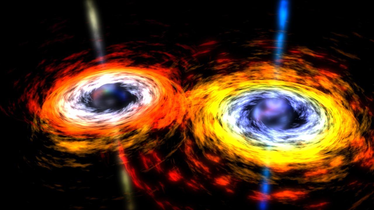 Гравитационные волны могут помочь выйти за пределы известной физики