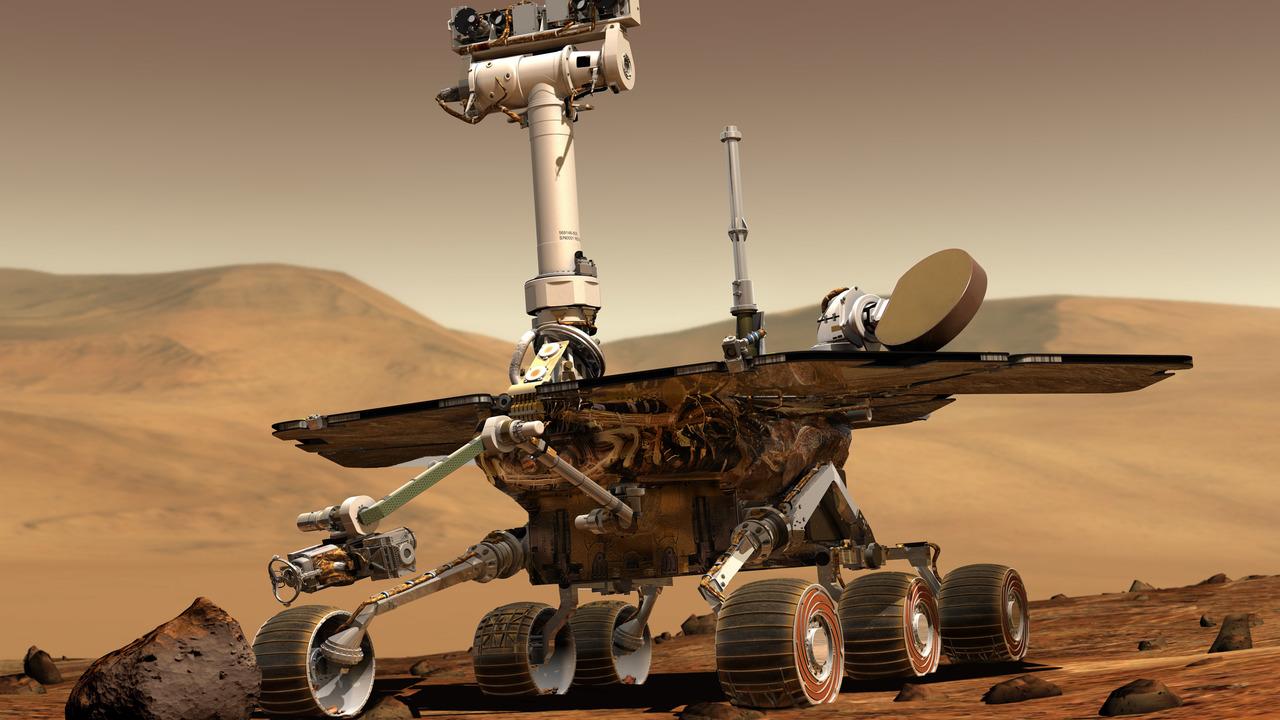 """Оппортьюнити"" мёртв: НАСА объявило о завершении миссии марсохода"