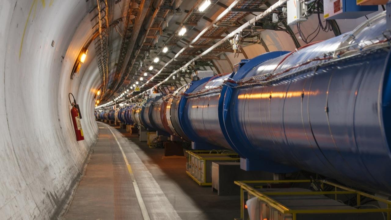 Российские учёные создали искусственный интеллект для Большого адронного коллайдера