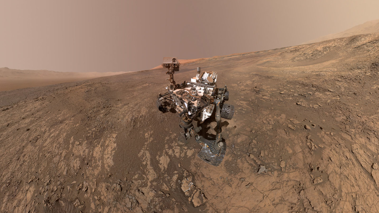 Удары метеоритов могли сделать Марс пригодным для жизни