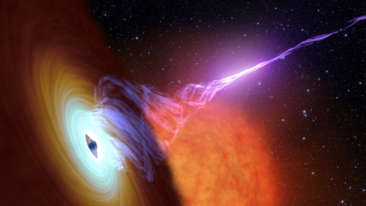 """В ближайшие дни астрономы покажут первое изображение """"поверхности"""" чёрной дыры"""