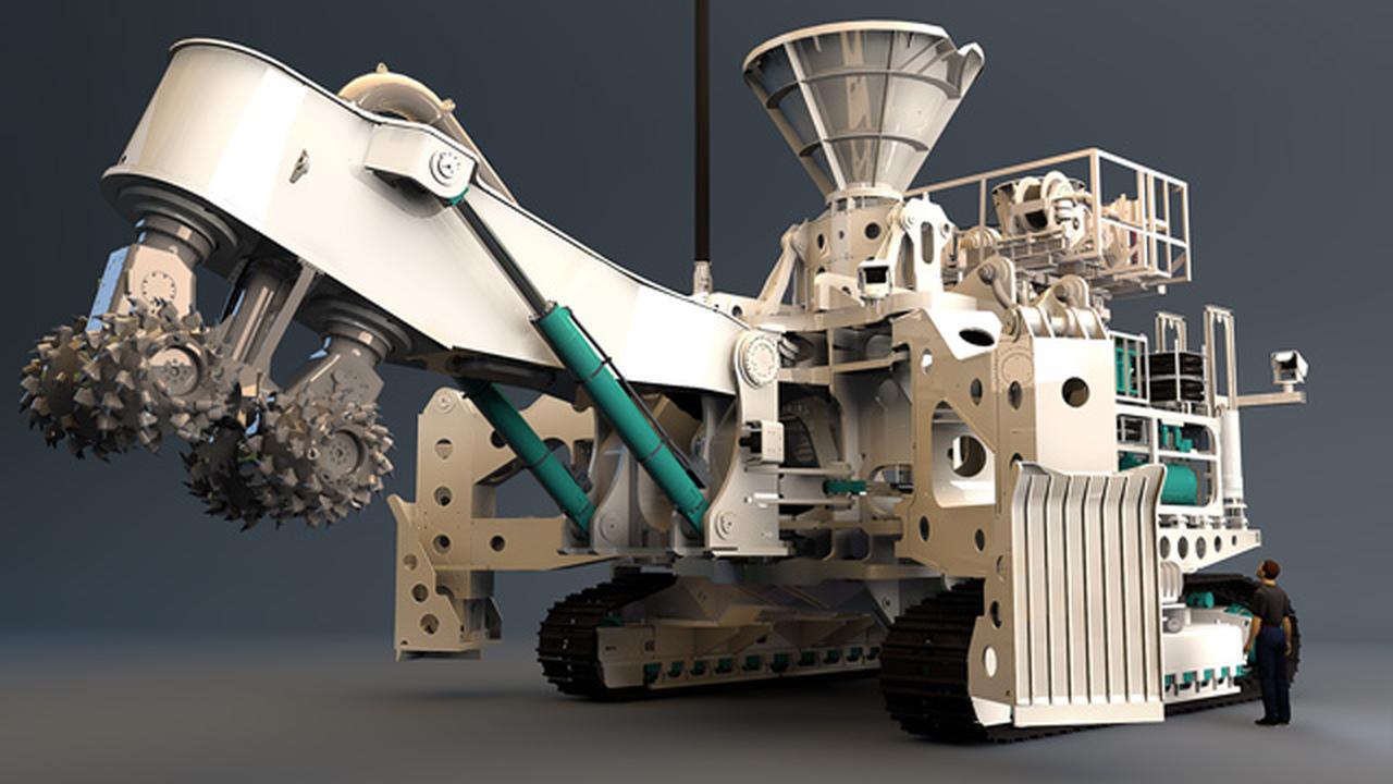Золотая лихорадка XXI века: роботы начнут добывать драгметаллы со дна океана