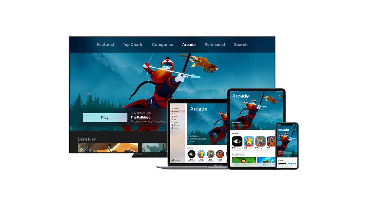 Apple вложит полмиллиарда долларов в игры