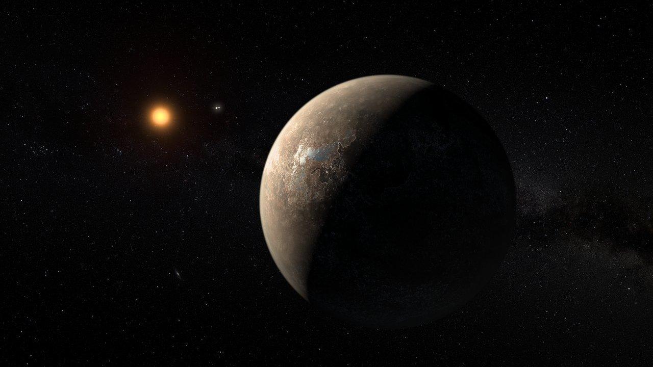 У ближайшей к Солнцу звезды найдена ещё одна планета