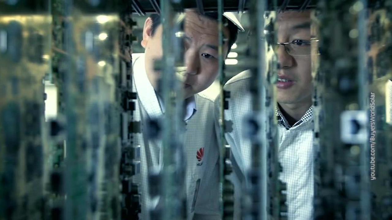 Всети.net: Великобритания допустит Huawei к строительству сетей 5G