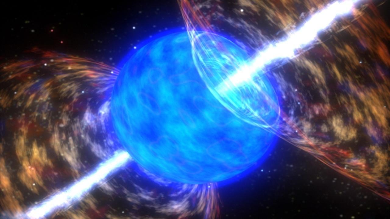 Всё золото мира: астрономы назвали источник, порождающий драгоценные металлы во Вселенной