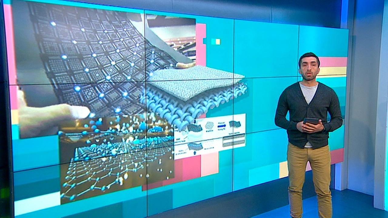 Вести.net: ученые разработали аккумулятор на основе графеновых чернил