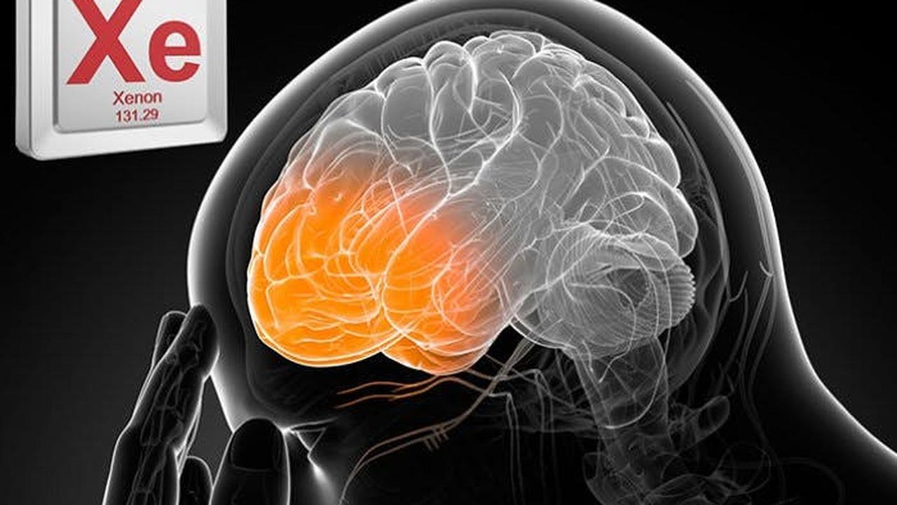Газ, обычно применяемый для наркоза, поможет предотвратить последствия черепно-мозговой травмы