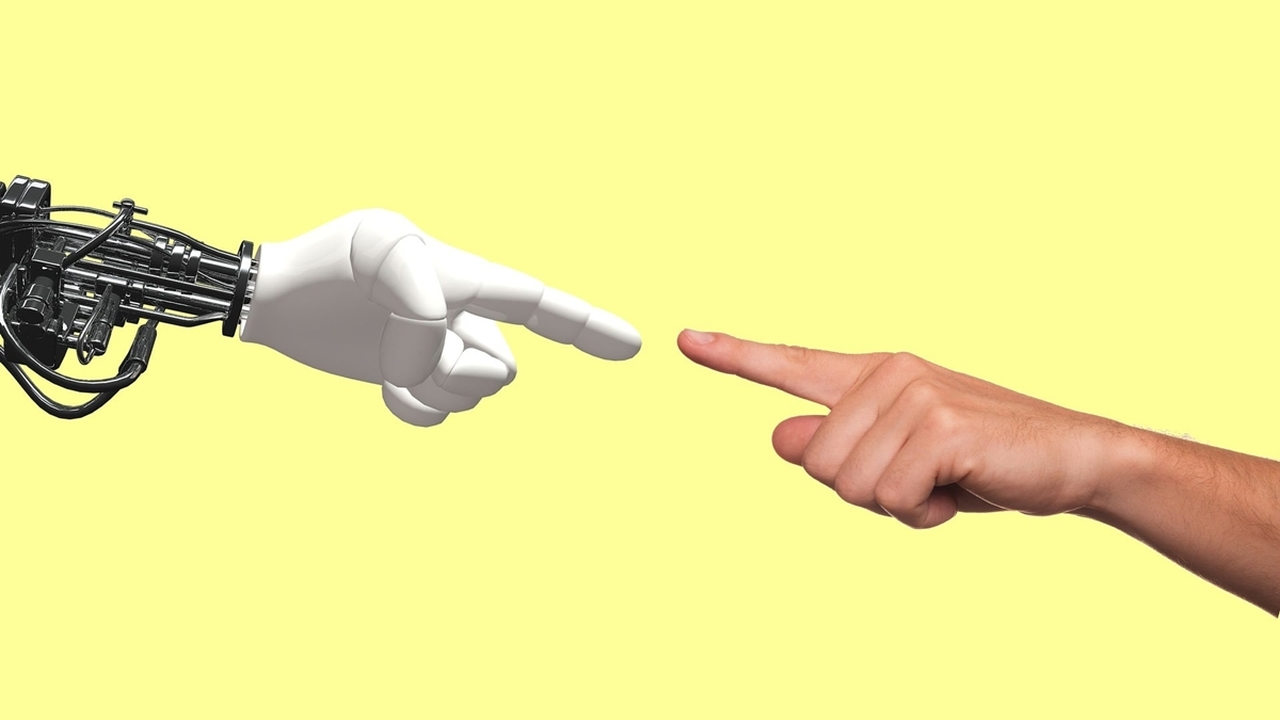 Вместе мы сила? Люди и роботы работают в команде лучше, чем по отдельности