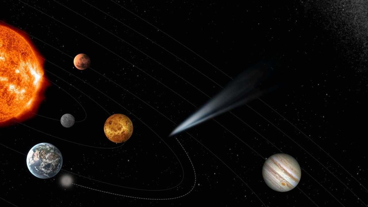 """План """"Перехват"""": ЕКА запустит космический патруль для изучения """"первозданных"""" комет"""