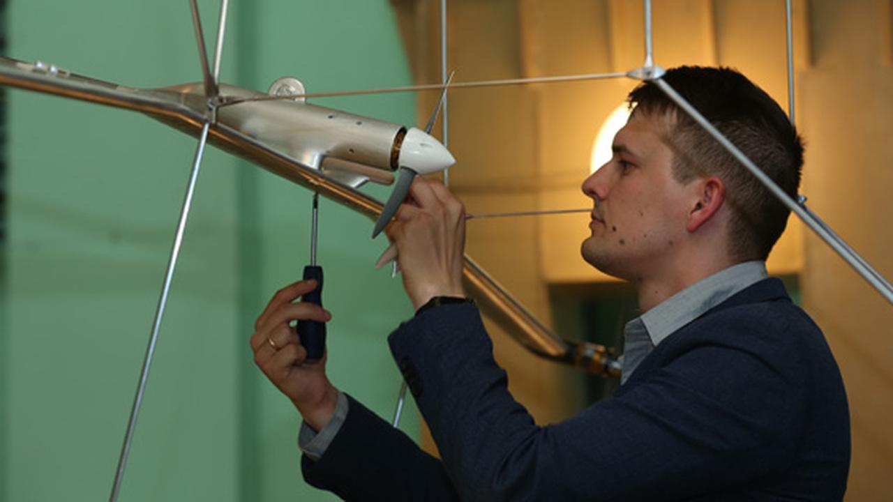 В России испытали прототип беспилотника на солнечных батареях