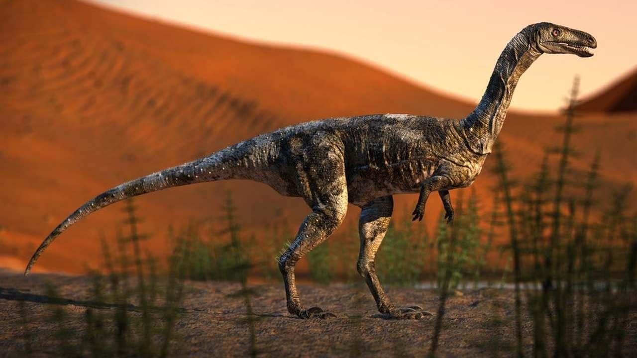 Идеальный убийца: найден динозавр с устрашающим оружием